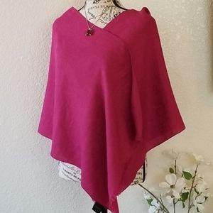 GUCCI Monogram Wool & Silk Scarf